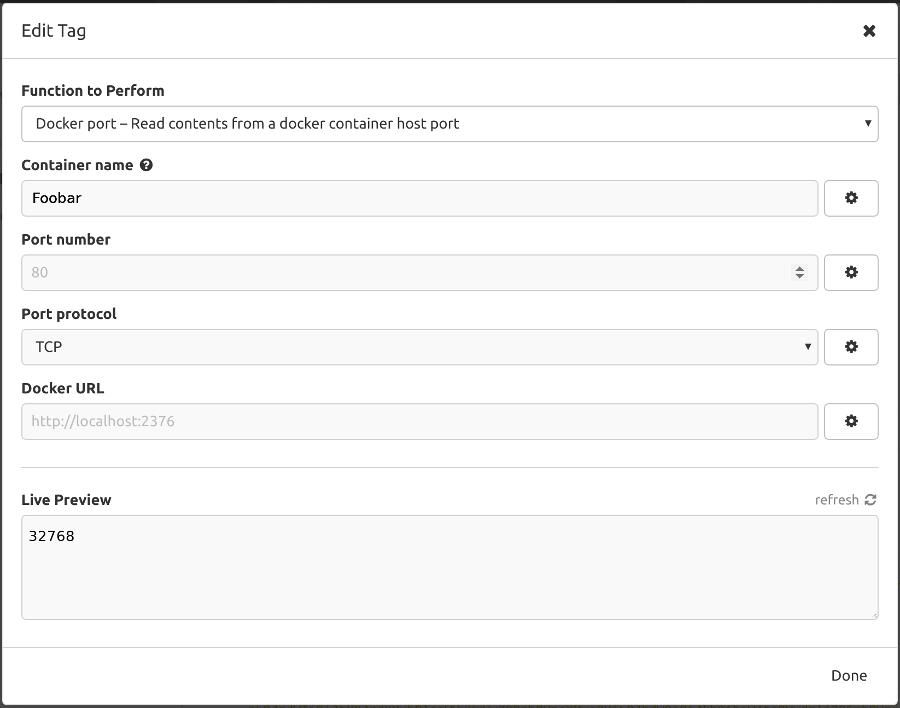 GitHub - ttrig/insomnia-plugin-dockerport: Get host port for