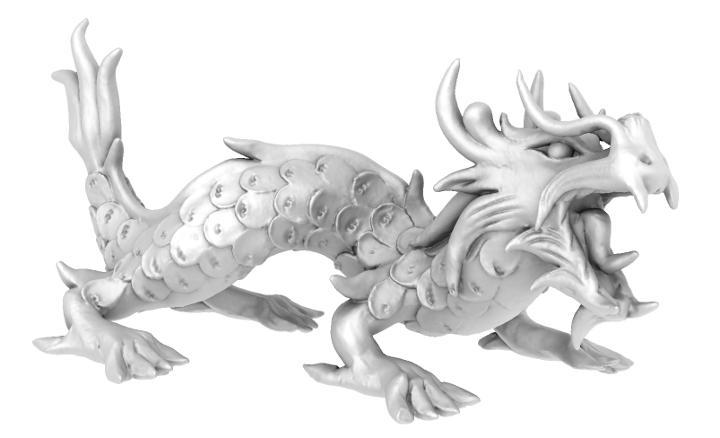 XYZRGB Dragon