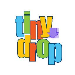 TinyDrop logo