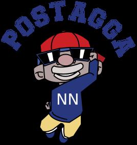 postagga logo