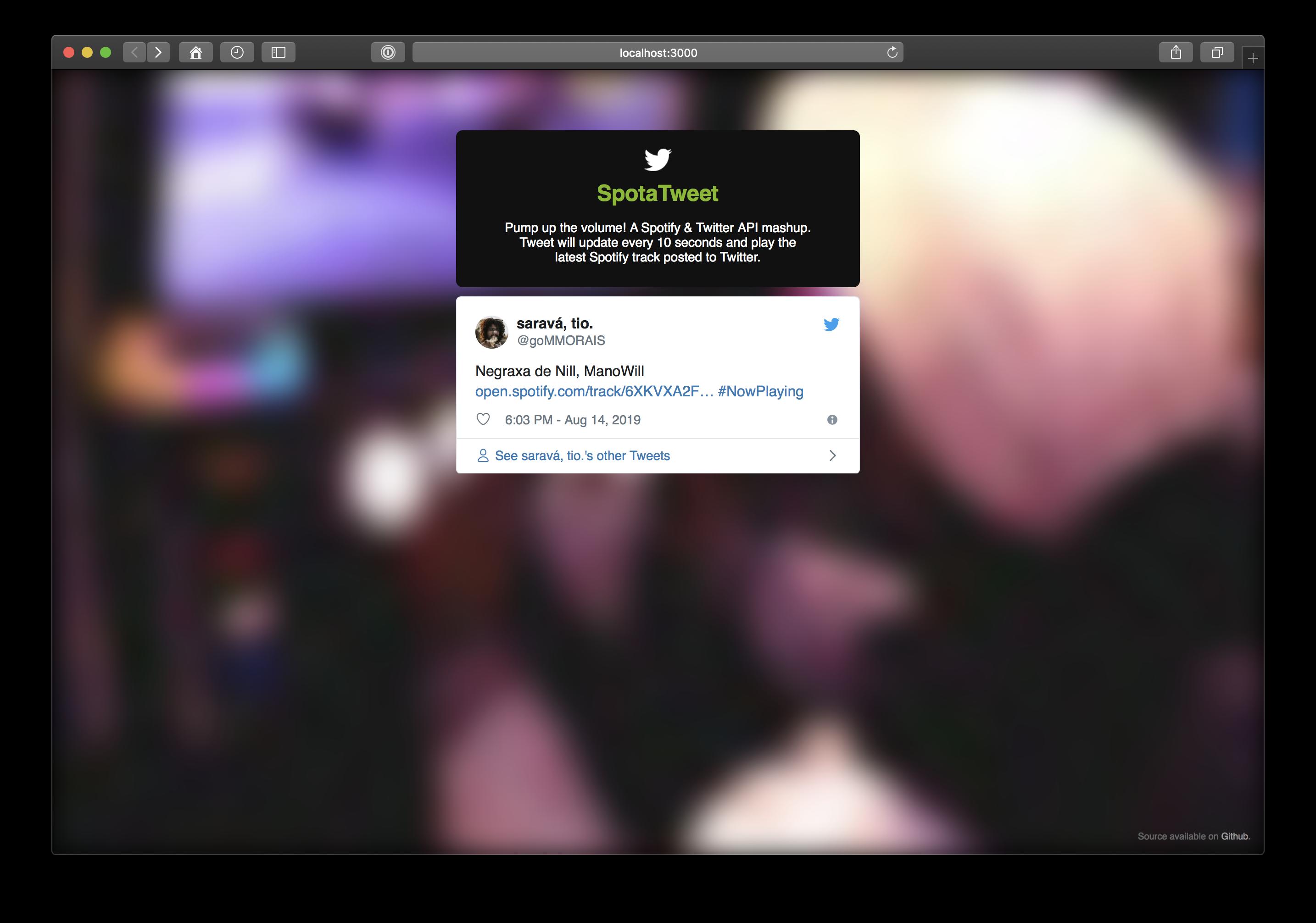 TwitterDev Gallery
