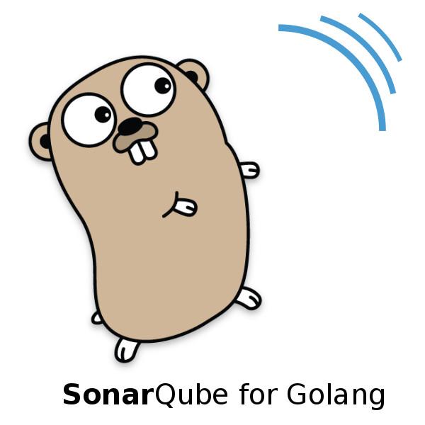 Sonarque for GoLang Logo