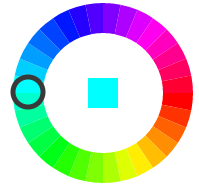 circular color picker