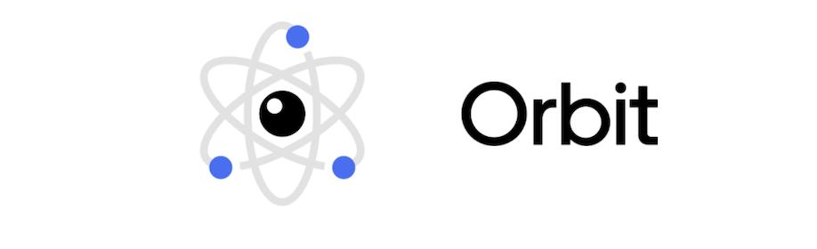Orbit banner