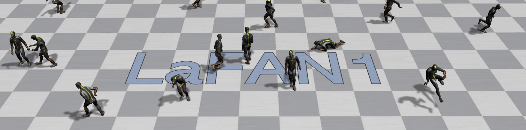 LaFAN1