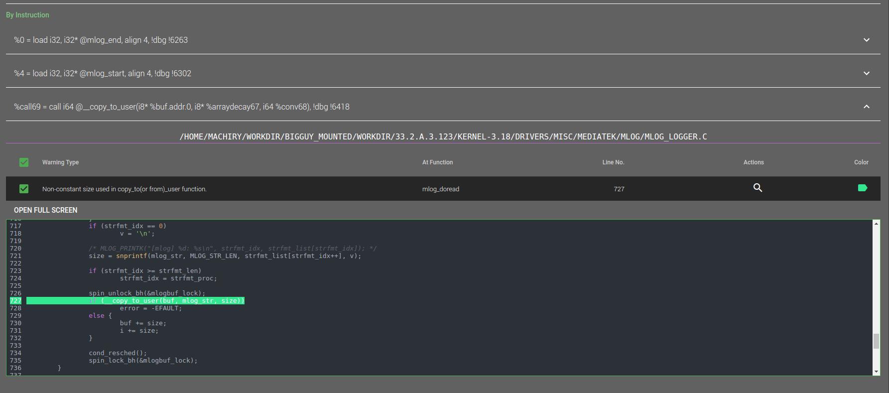 GitHub - ucsb-seclab/dr_checker: DR CHECKER : A Soundy