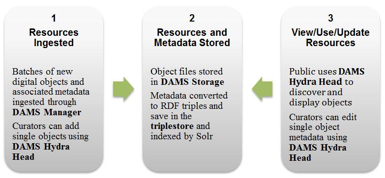 DAMS Resources