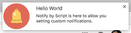 example-notification