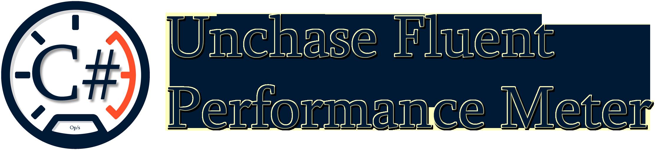 Unchase Fluent Performance Meter Logo