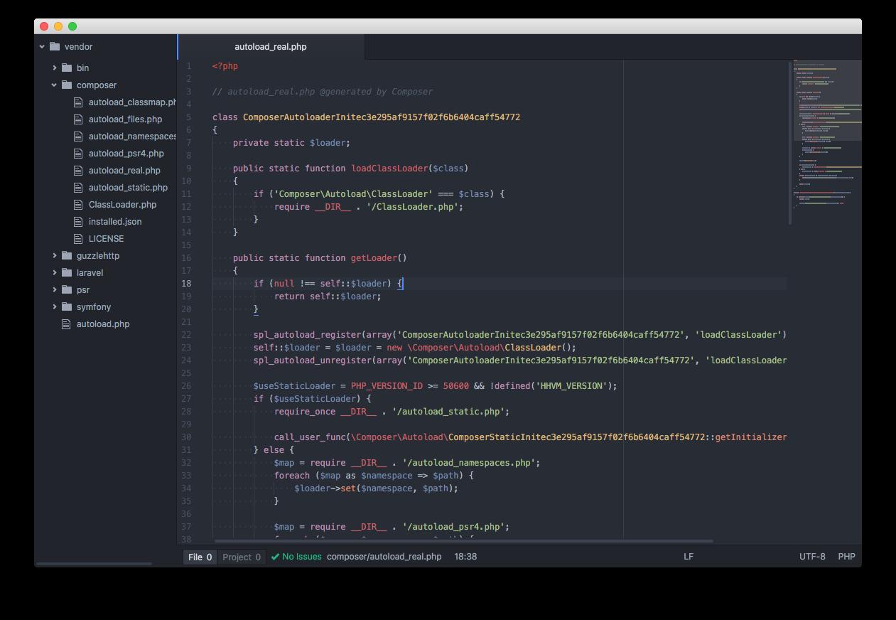 GitHub - uonick/dimmed-dark-ocean-syntax: Dark Ocean