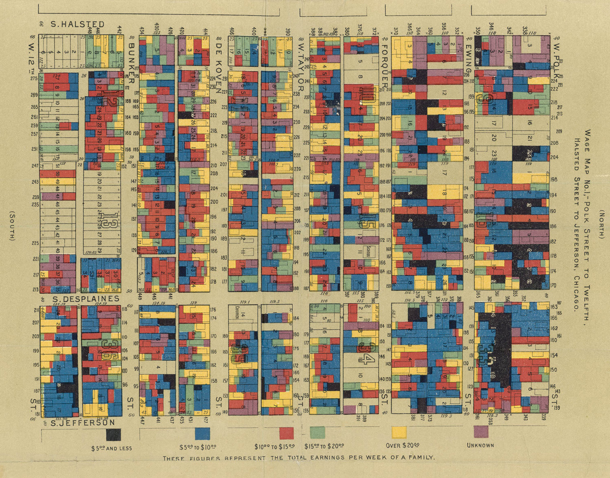 Hull House Maps and Papers