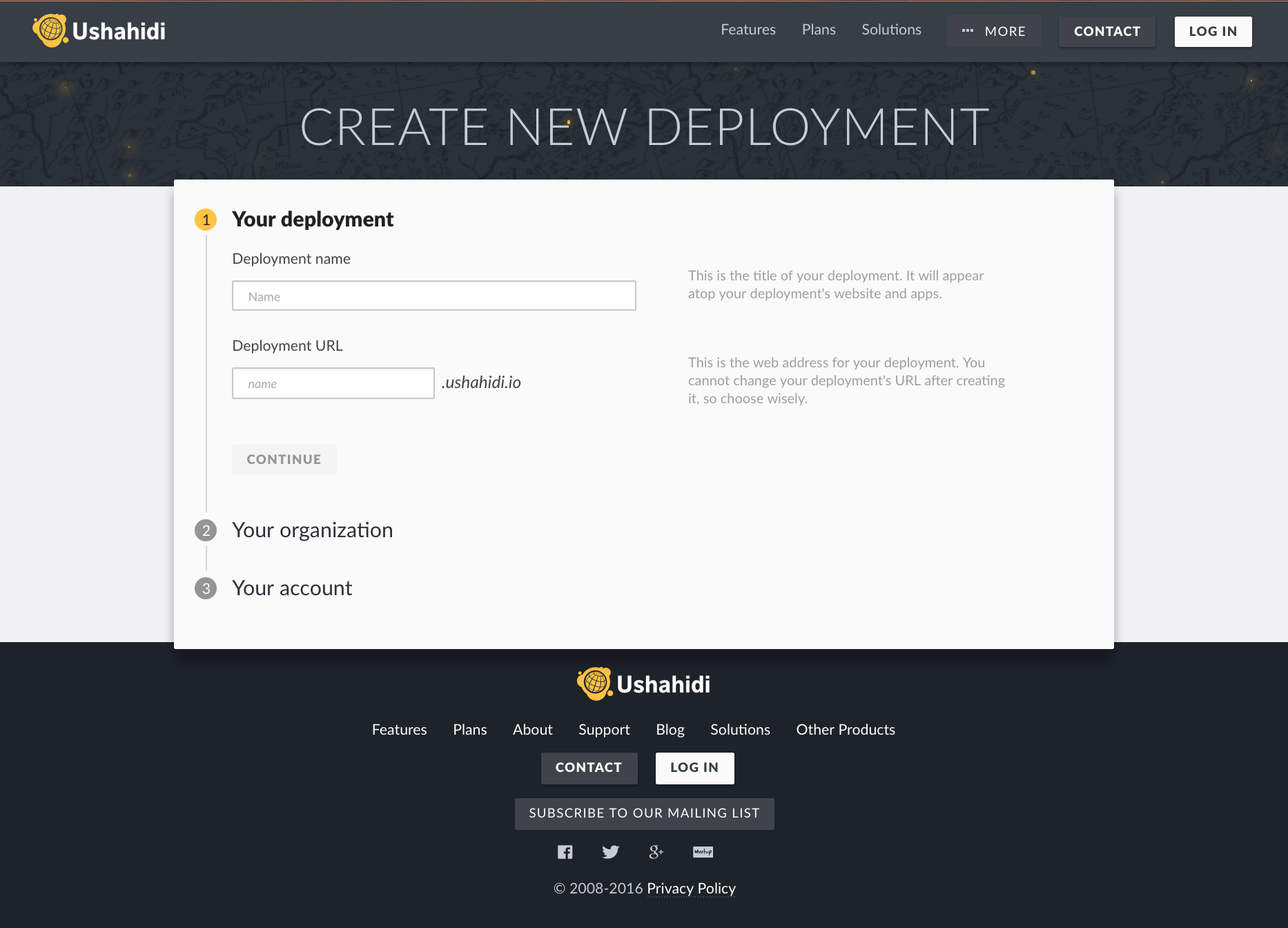 Create a deployment.png