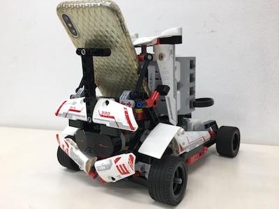 EV3 car