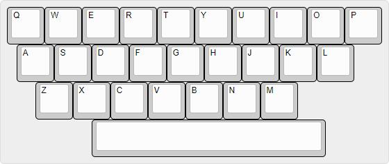 vanilla layout