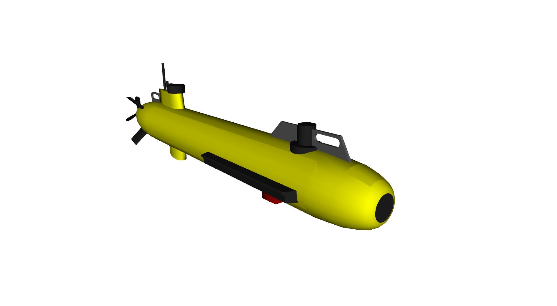 ECA A9 AUV