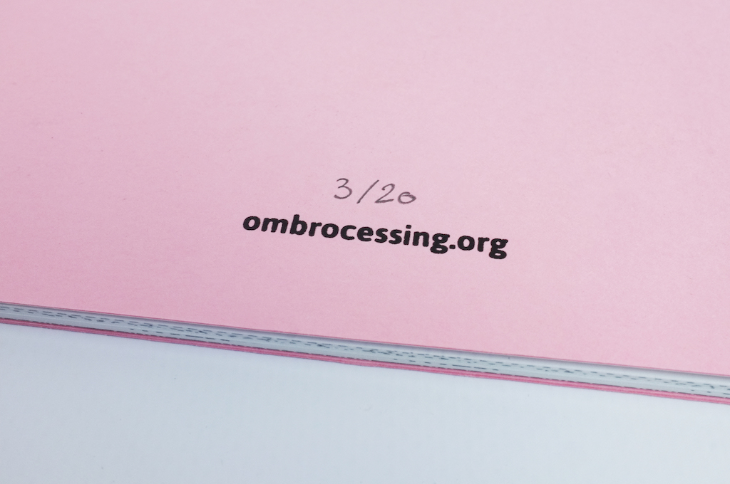 Ombrocessing