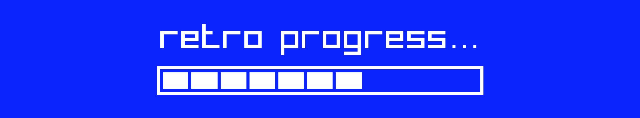 RetroProgress