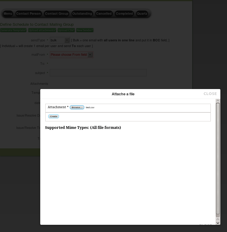 mailinglist | Plugins | Grails Framework