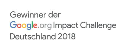 Google Impact Challenge Award