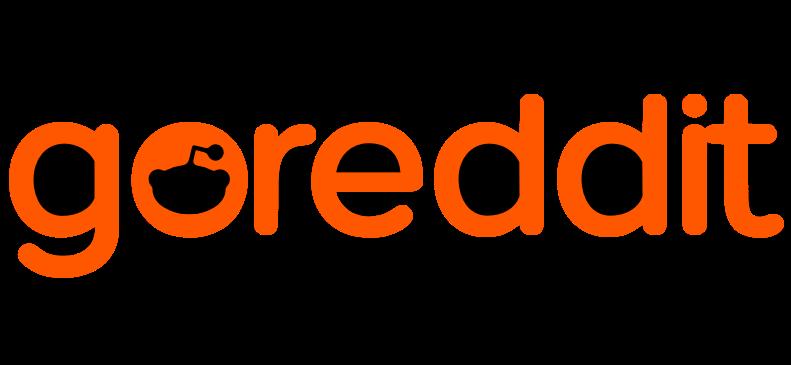 go-reddit logo