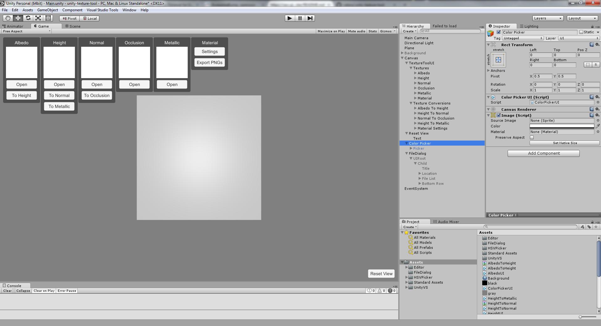 Unity Texture Tool - UnityList