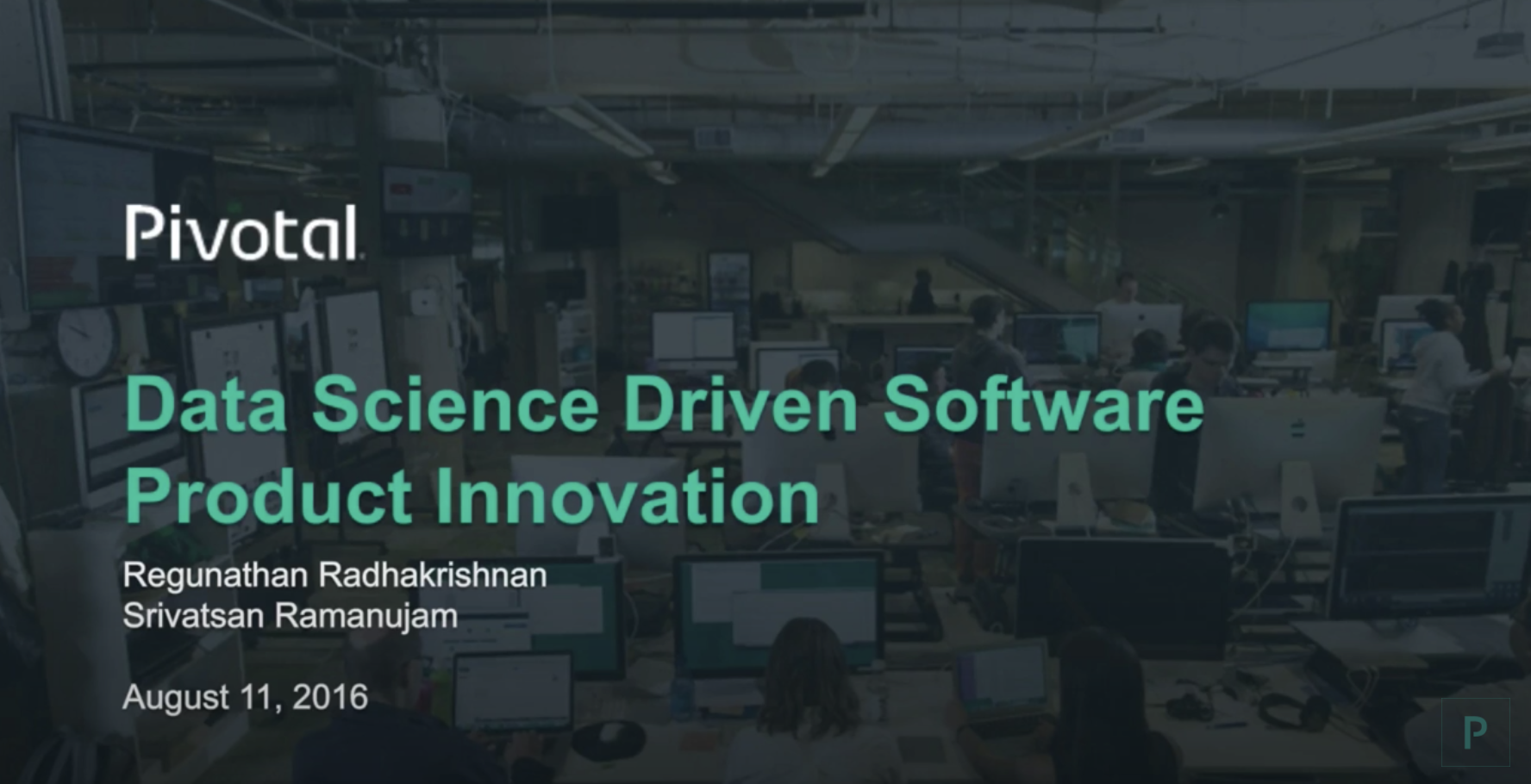 Data Science Driven Software Product Innovation