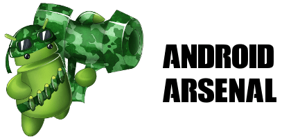 Android Arsenal  - android arsenal logo - android-architecture-examples