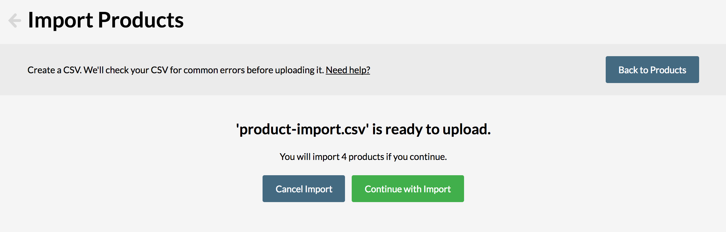 How Do I Create And Import A Product List For Vend Using A CSV - Quickbooks invoice import csv