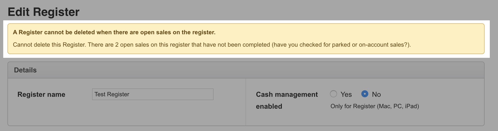 How to remove registration from elhow.ru 82
