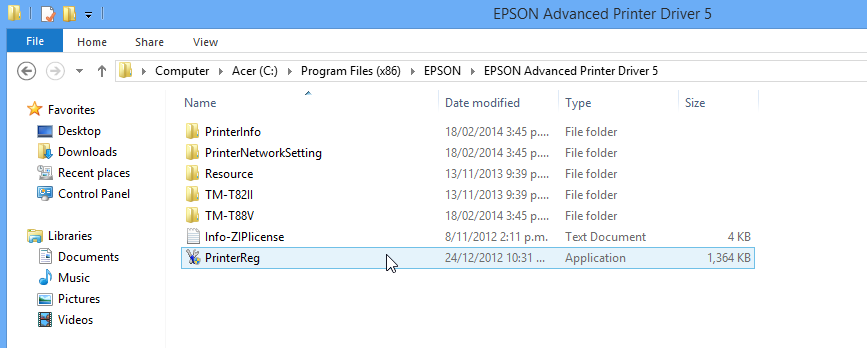 How do I set up my Epson TM-T88V Printer to work on a wireless