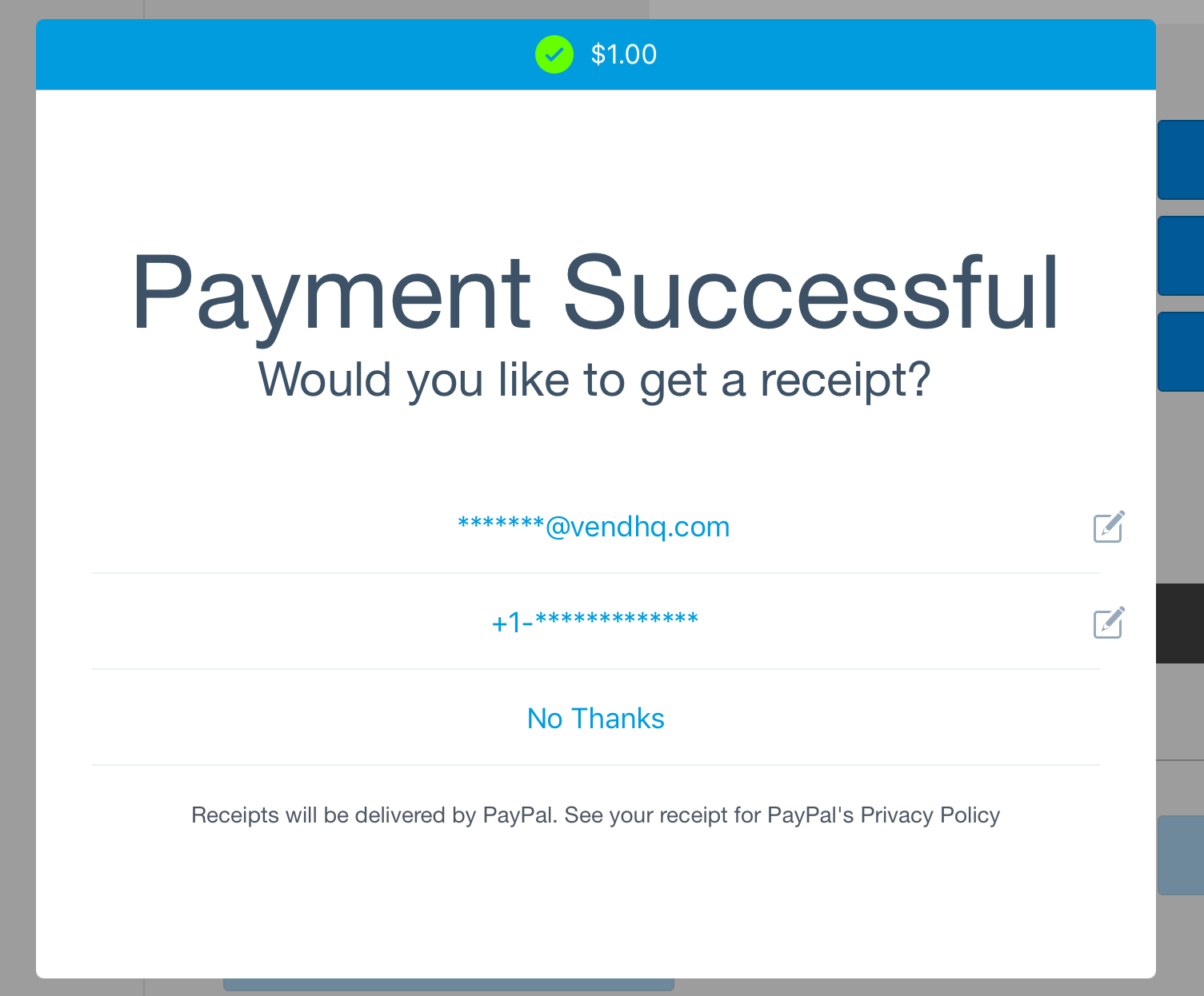 Taking Payment with PayPal Here – How can we help?