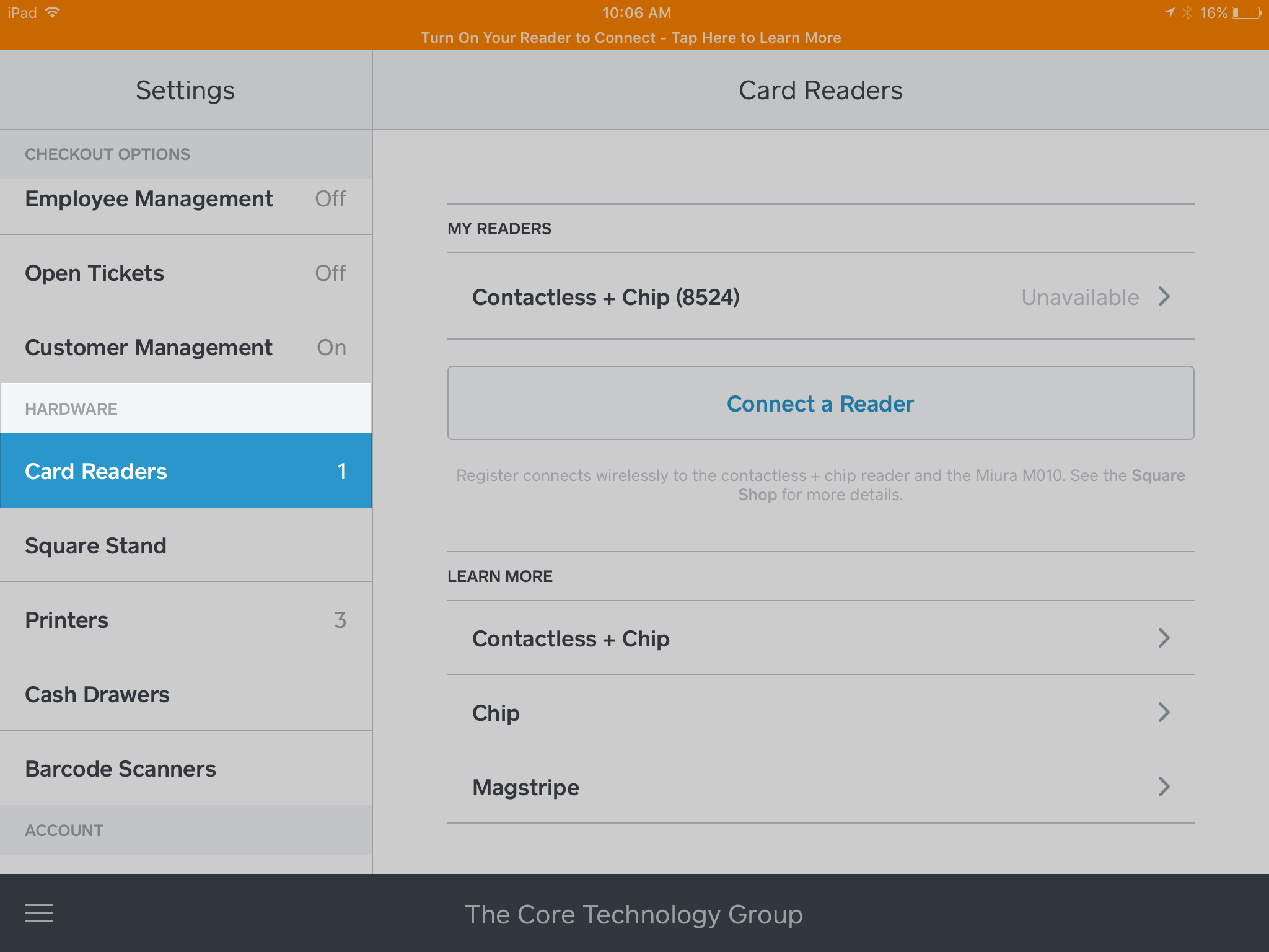 Taking payments with Square and Vend on iPad – How can we help?