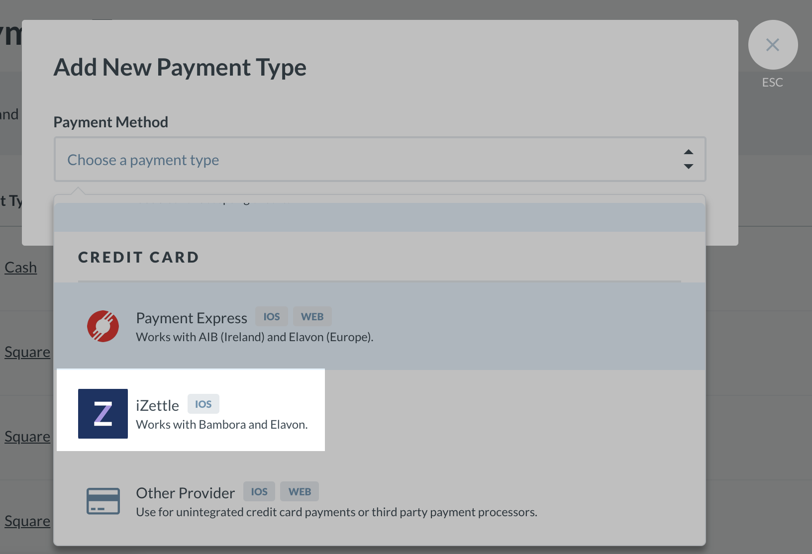 Setting up iZettle Payments for Vend on iPad – How can we help?