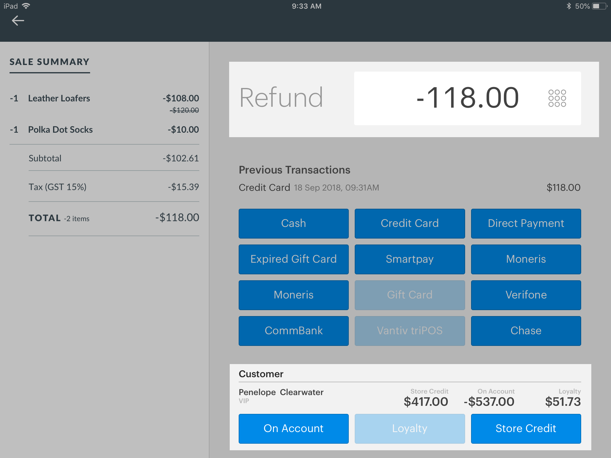Using The Vend Register App How Can We Help - What's the difference between invoice and msrp online outlet stores