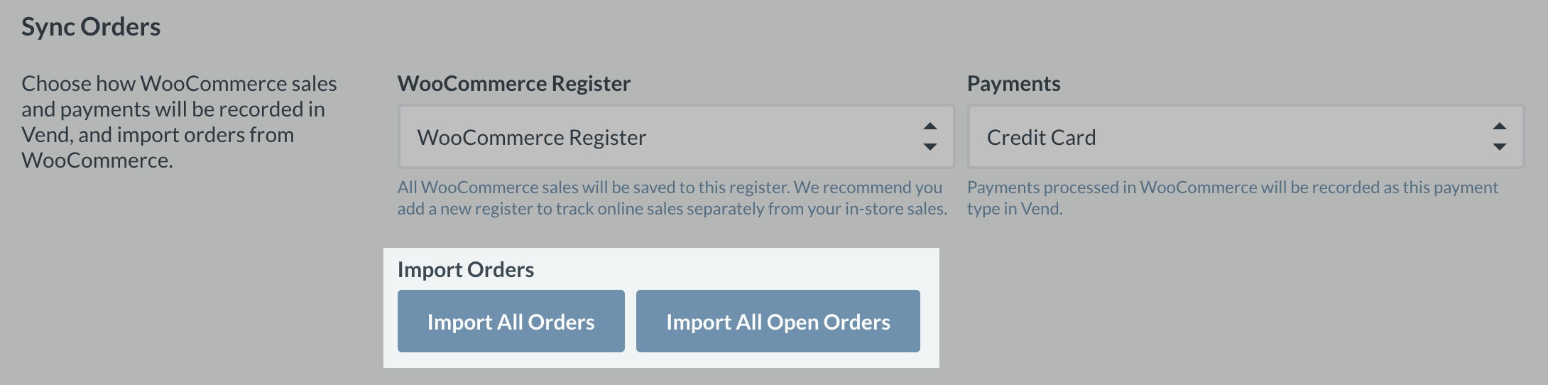 The WooCommerce Integration - How does it work, and how do I