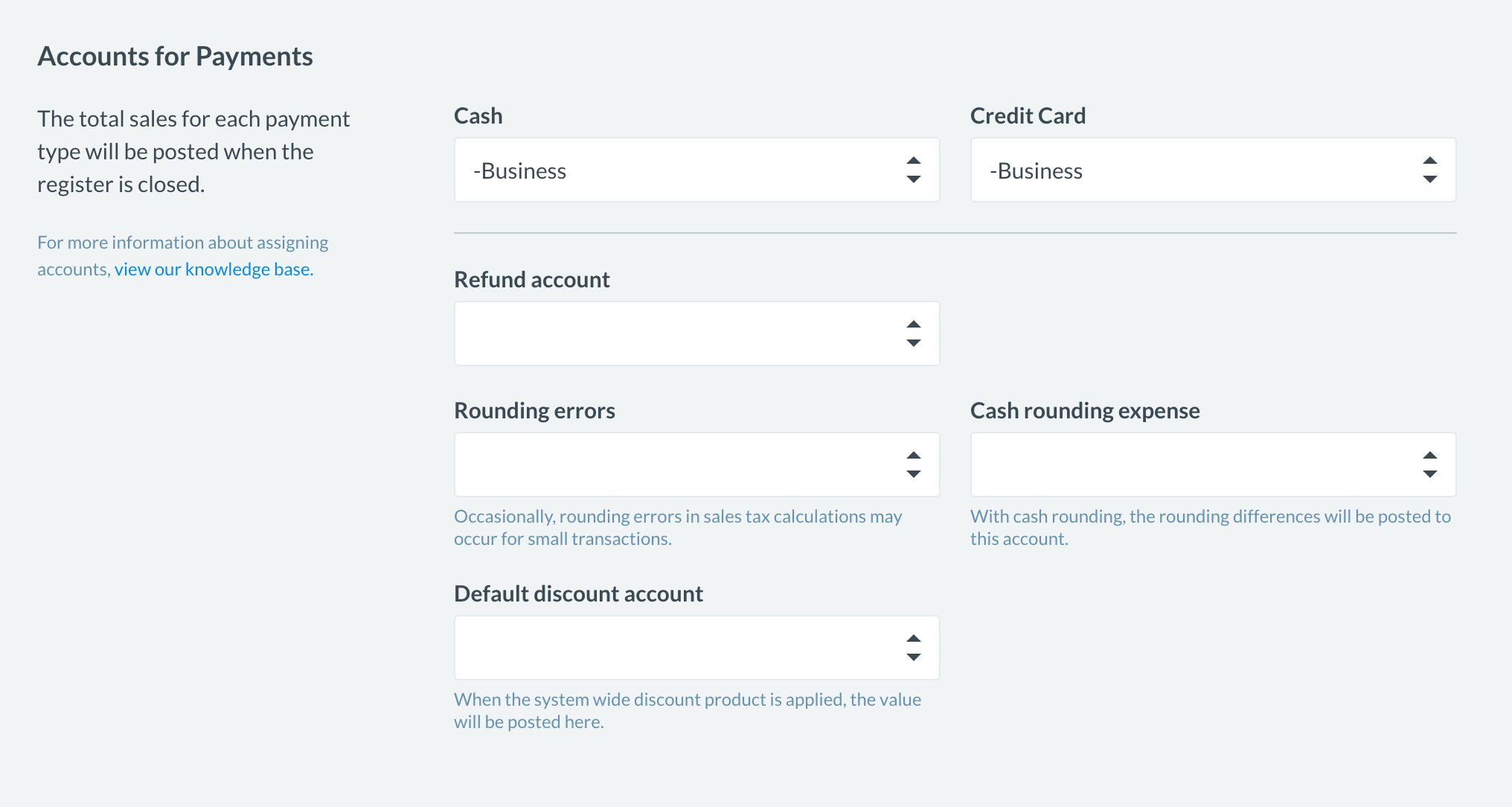 Setting Up Your Xero Account Mappings – How can we help?