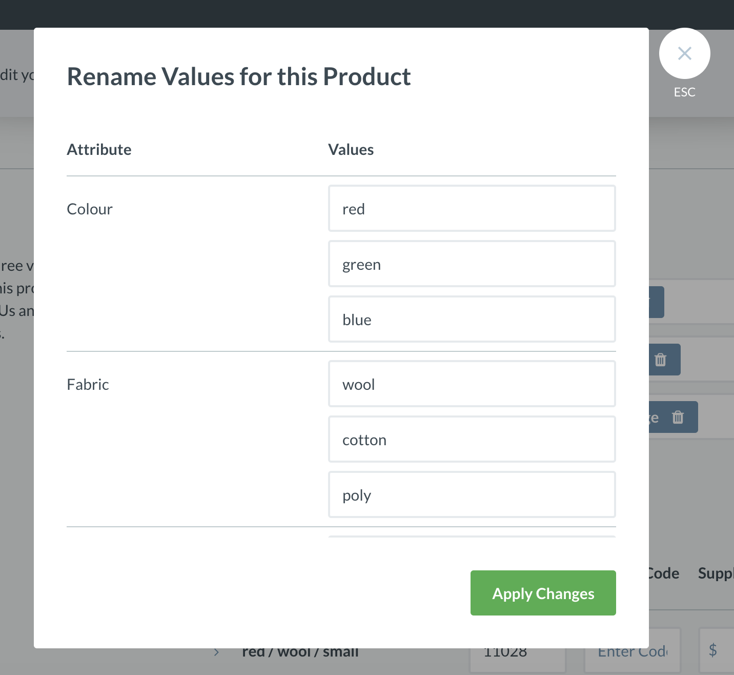 Managing Variants in Vend – How can we help?