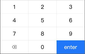 numeric-keyboard - npm