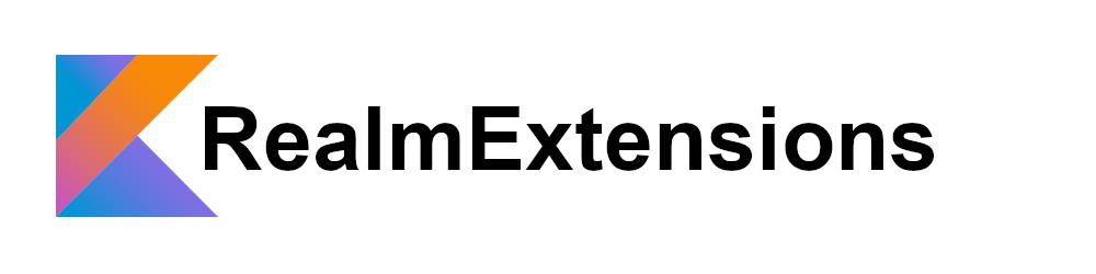 Kotlin-Realm-Extensions