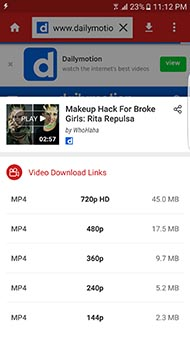 Download complete youtube playlist with just on tap