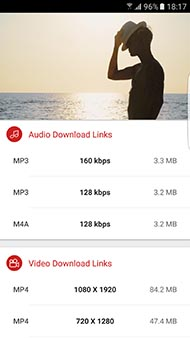 Download videos from your favourite youtube channels in one tap