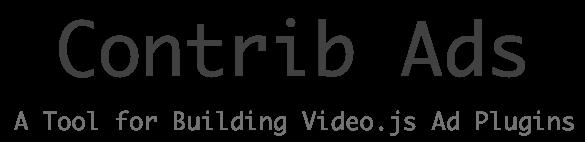 videojs-contrib-ads by videojs