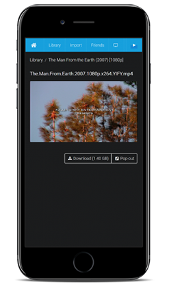Screenshot - Import