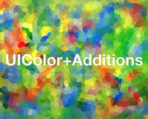 UIColor+Additions