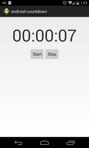 GitHub - viniciusmo/android-countdown-joda-time: Example of