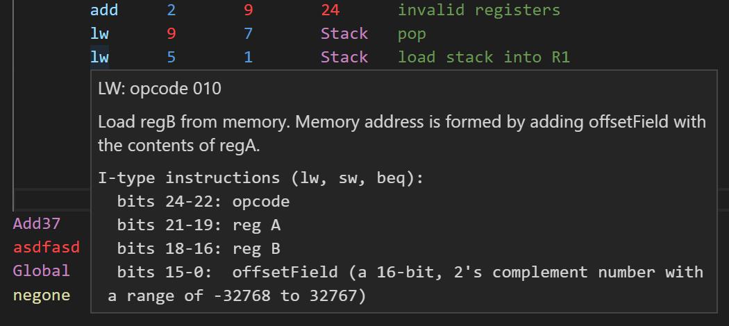 Opcode Help