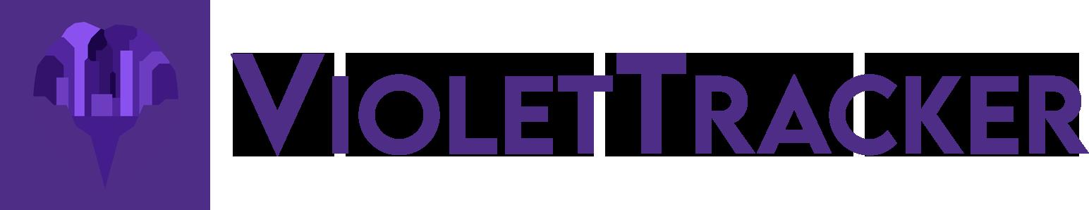 VioletTracker Logo