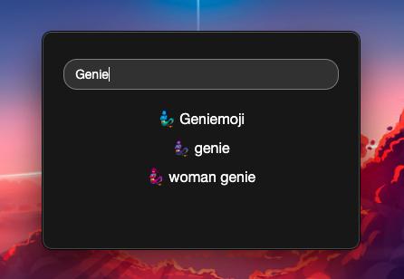 Geniemoji Preview Image