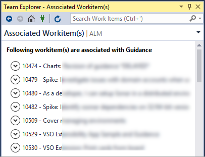 Tag Admin for Visual Studio 2017