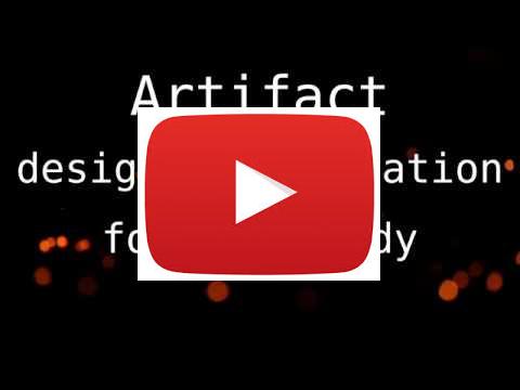 Introducing Artifact